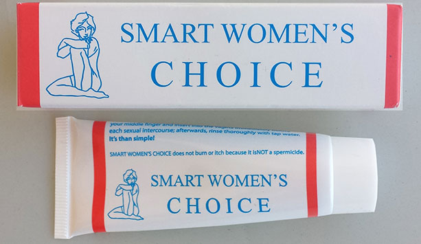 Smart Women's Choice Natural Contraceptive and Birth Control