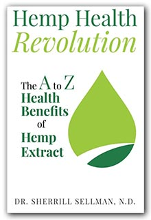 Hemp Health Revolution Sherrill Sellman