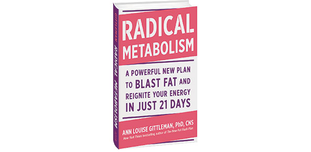 Radical Metabolism A Powerful New Plan to Blast Fat