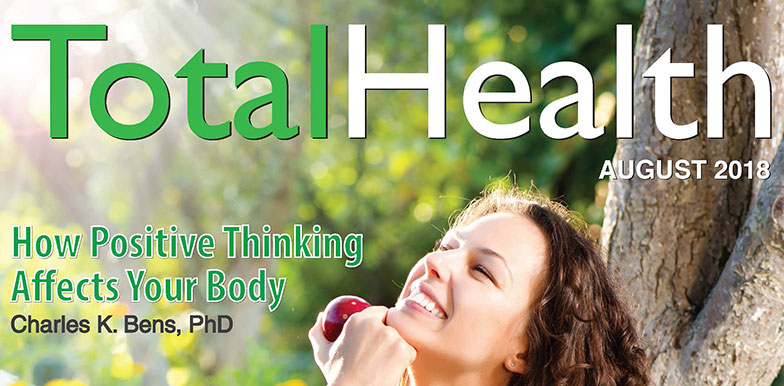 TotalHealth Magazine August 2018