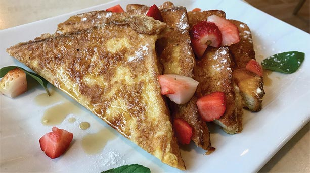 French Toast Recipe Gloria Gilbere