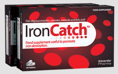 IronCatch Solves Global Iron Deficiency Problem