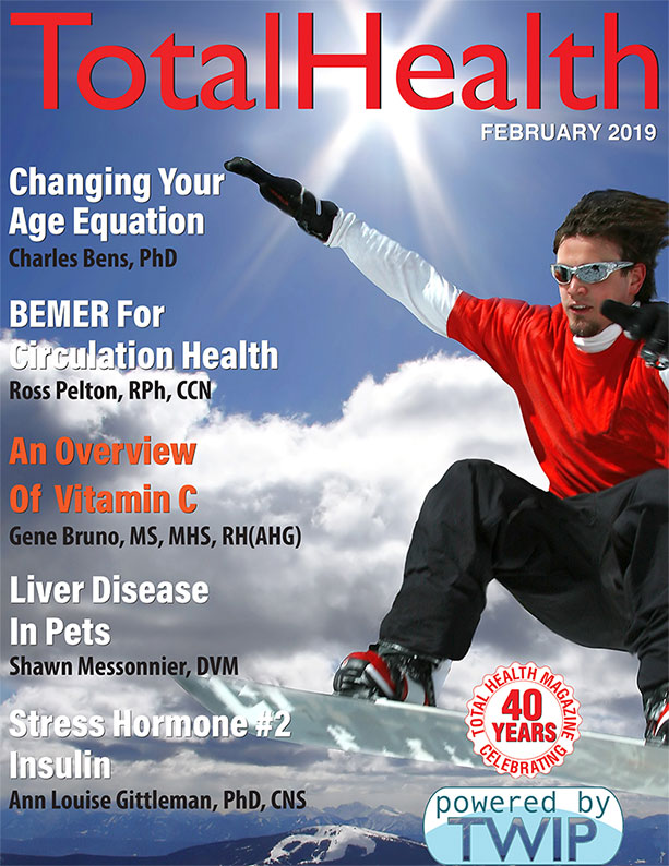 TotalHealth Magazine February 2019