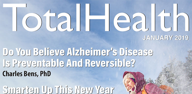 TotalHealth Magazine January 2019