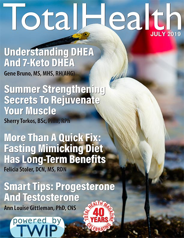 Total Health Magazine July 2019