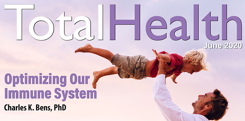 TotalHealth Magazine June 2020