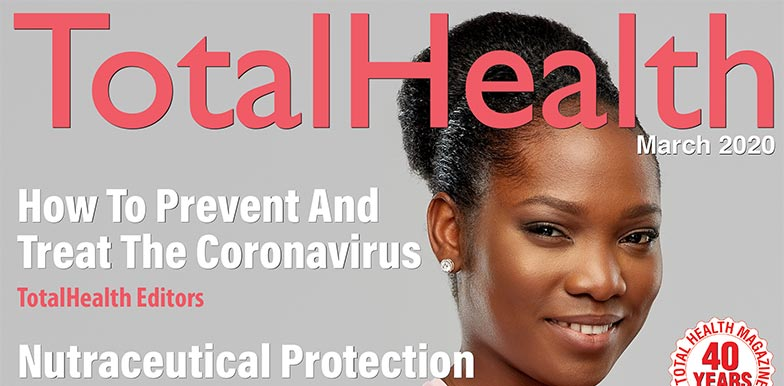 TotalHealth Magazine March 2020