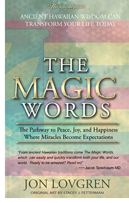 The Magic Words book by Jon Lovgren