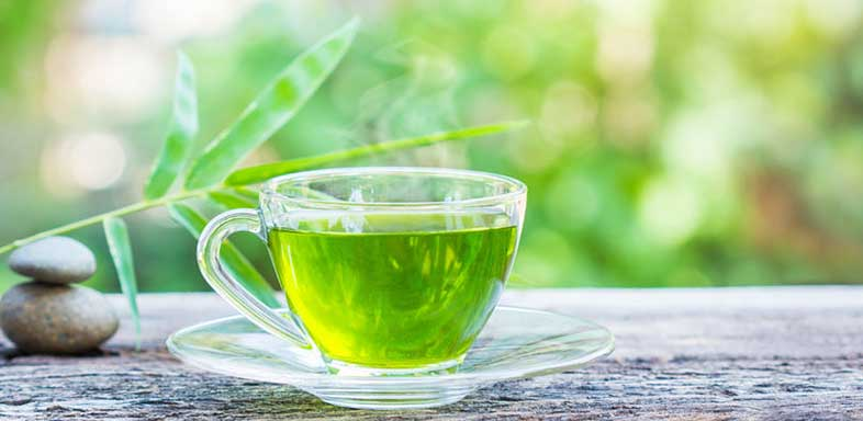 Amazing Benefits of Green Tea by Gene Bruno