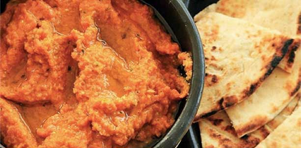 Moroccan-Style Spiced Carrot Dip Gloria Gilbere