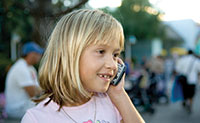 Mobile Phones for Kids? Know the Dangers!