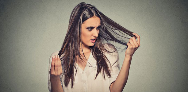 Women Can Stop Hair Loss