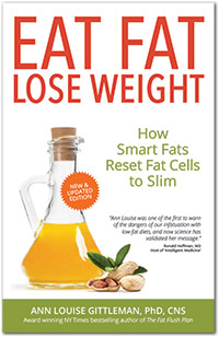 Eat Fat Lose Weight by Ann Louise Gittleman