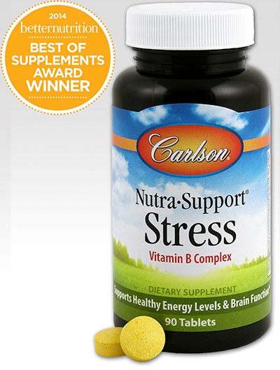 Carlson Nutra-Support Stress