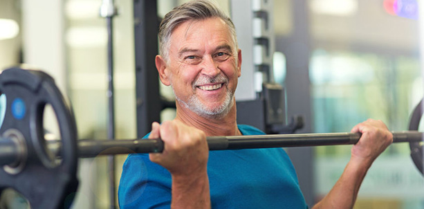 Metabolic Aging Muscle Your Way to a Longer Life Brad King