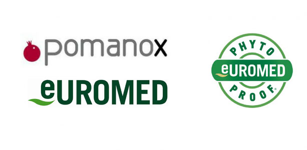 Euromeds Pomanox is honored  as a Finalist for NutraIngredients Awards