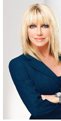 A Conversation with Suzanne Somers