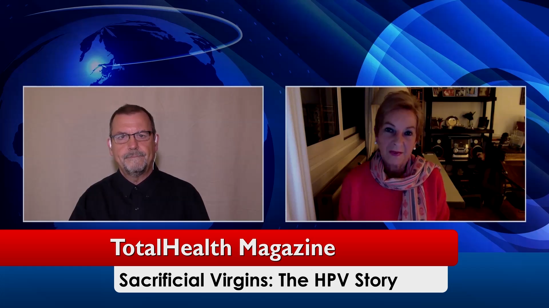 Sacrificial Virgins The HPV Vaccine Story