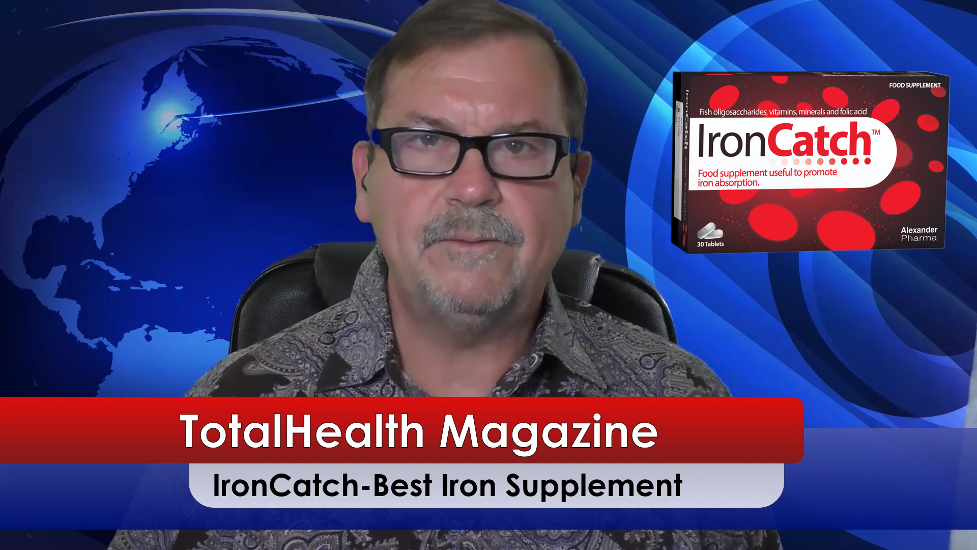 IronCatch for Iron Deficiency with Dr. Sherrill Sellman